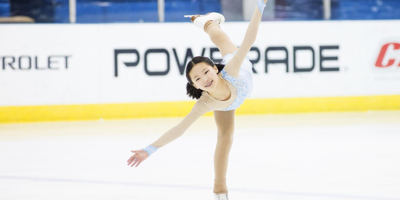 Figure Skating At The 2020 Olympic Winter Games.Eswg 2020 Empire State Winter Games